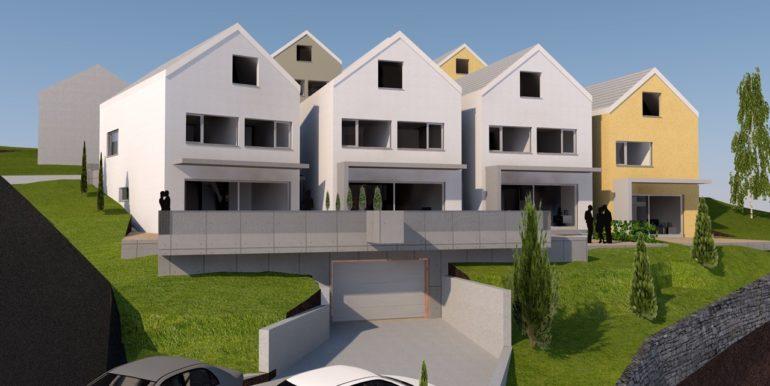 BG Blumenrain Etappe II 20 Haus gedreht - Bild # 1