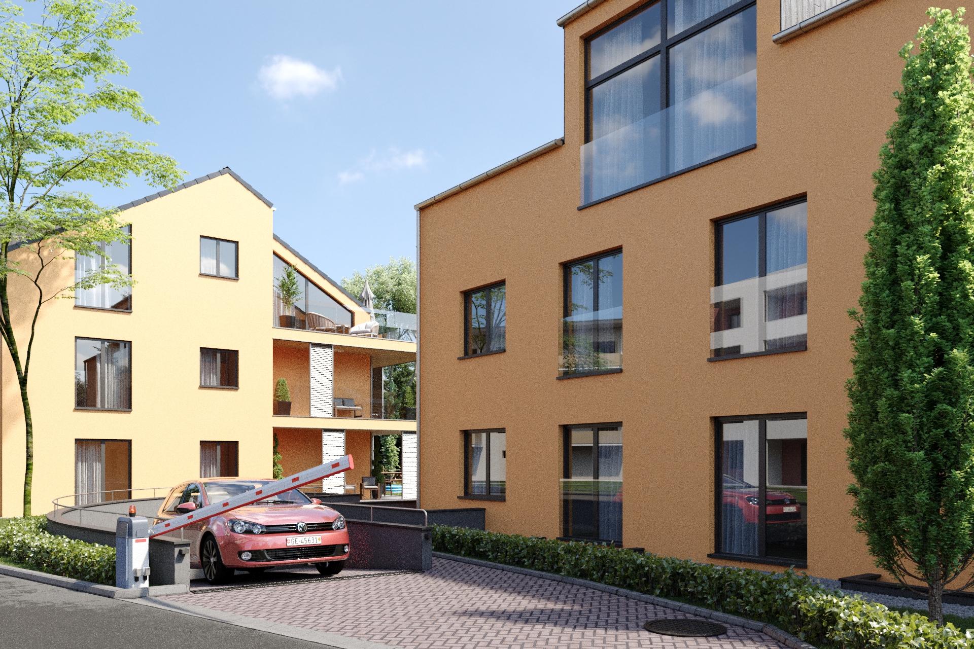 """""""VERKAUFT"""" Grosszügige 3.5 bis 5.5 Zimmer Eigentumwohnung in Othmarsingen"""