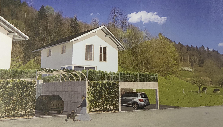 Einfamillienhaus in Rüegsau/BE